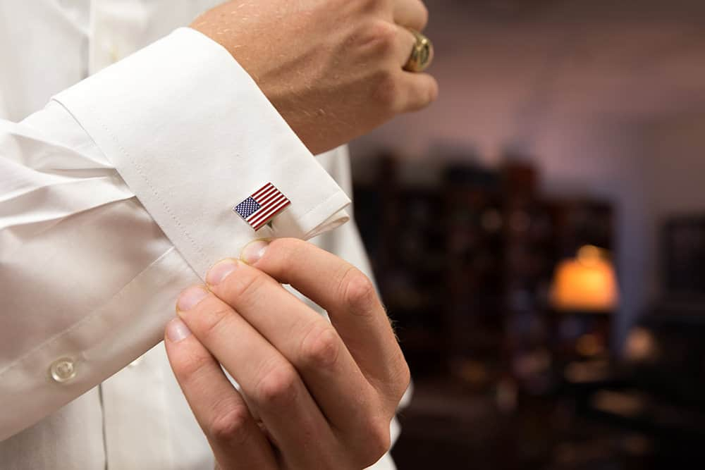 Custom Cufflinks C. Forbes Inc
