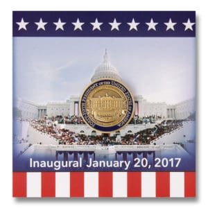 Donald Trump Inauguration Lapel Pin