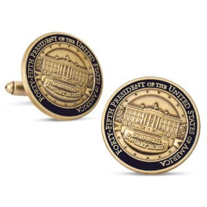President Trump Cuff Links