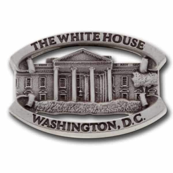 Lapel pin for the White House