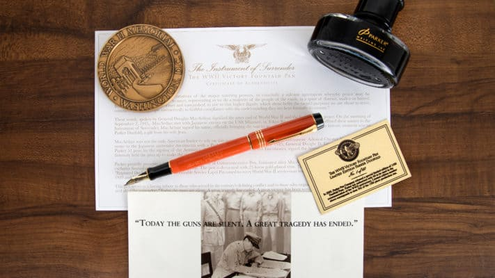 World War II Commemorative Parker Pen