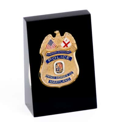 Maryland Honorary Deputy Badge Award