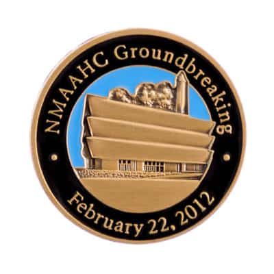 National Museum of African American History and Culture Lapel Pin