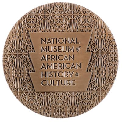 National Museum of African American History and Culture Medallion Back