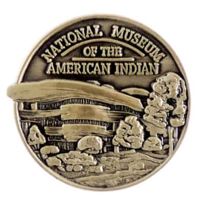 National Museum of the American Indian Lapel Pin