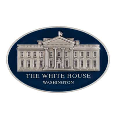 Obama White House Oval Challenge Coin Front