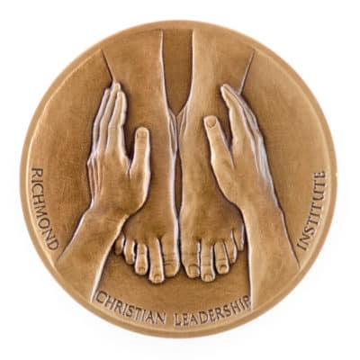 Richmond Christian Leadership Challenge Coin