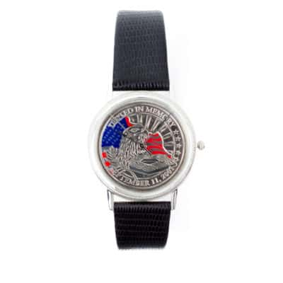 United In Memory Commemorative Watch