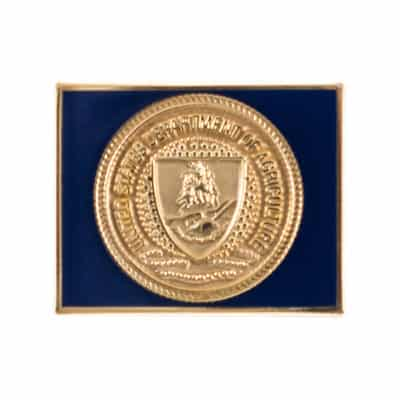 United States Department of Agriculture Lapel Pin
