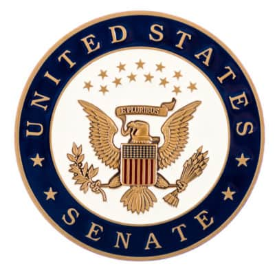 United States Senate Medallion