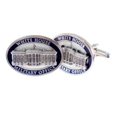 White House Military Office Cufflinks