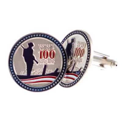 World War One Centennial Commission Cufflinks