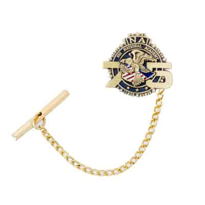 FBI National Academy Tie Pin