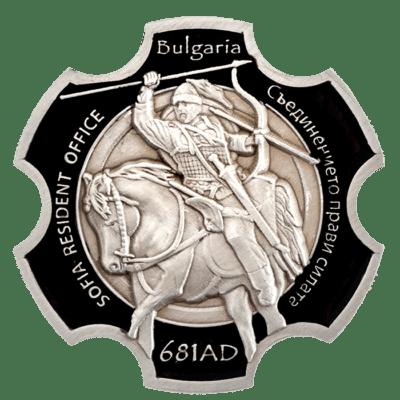 SRO Bulgaria Ambassador Challenge Coin
