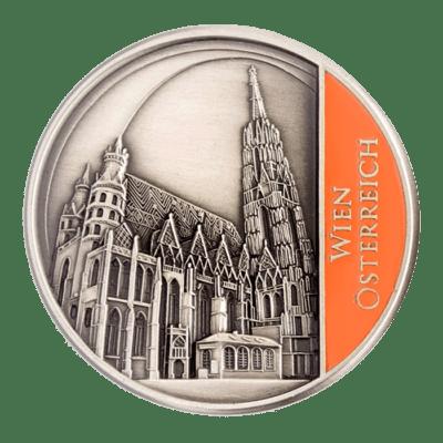 Wein Osterreich Ambassador Challenge Coin