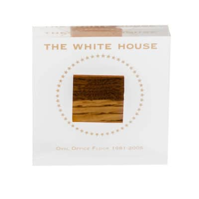 White House Oval Office Floor Lucite