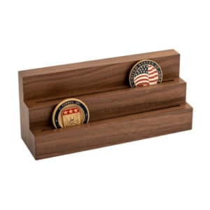 Two Tier Coin Stand Short