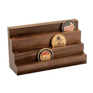 Three Tier Coin Stand