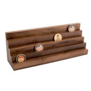 Four Tier Coin Stand