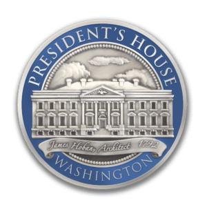 presidents-house-coin