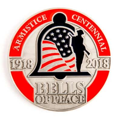 Bells of Peace Coin