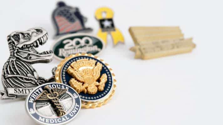lapel pins collection