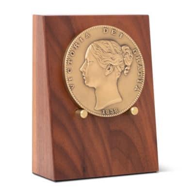 Queen Victoria Medal Replica