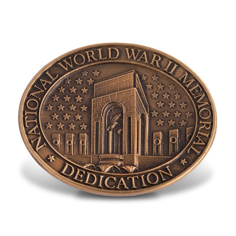 WW2 Memorial Lapel Pin
