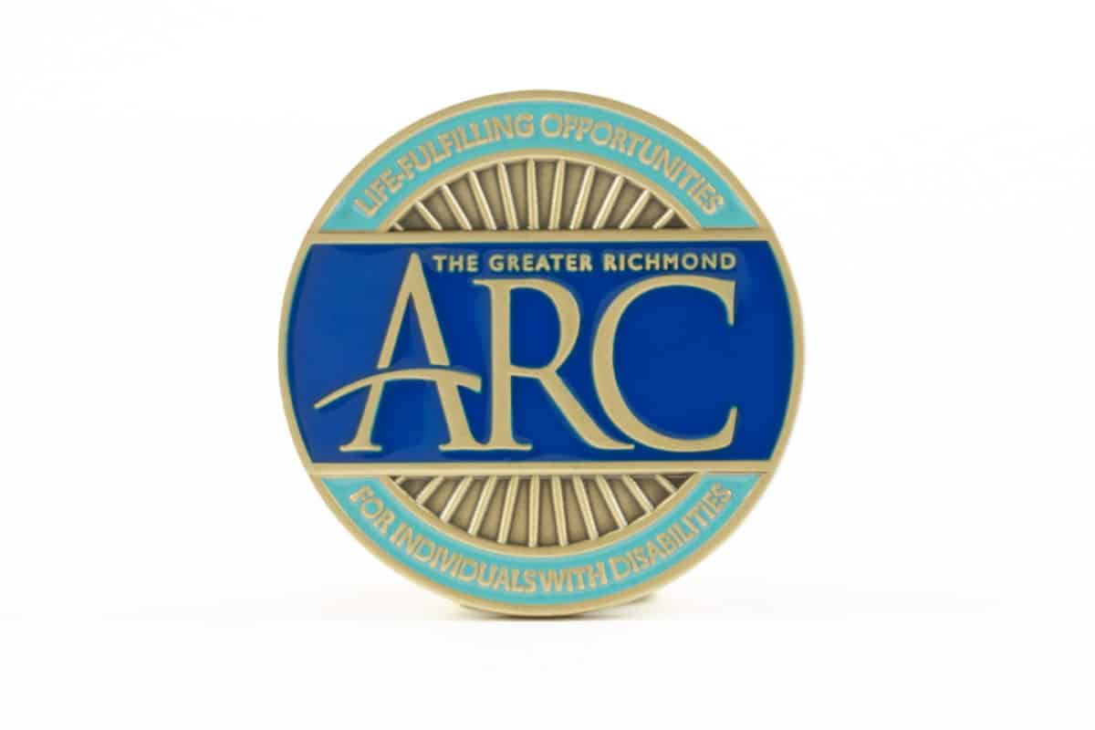 ARC Commemorative Coin