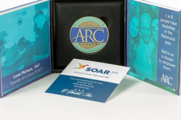 ARC Commemorative Coin