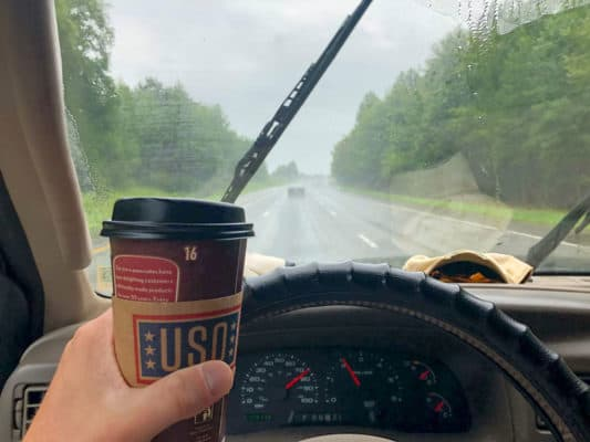 coffee for the road